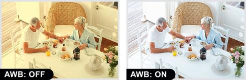 AWB Mode s
