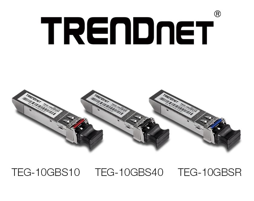 trendnet swiatlowodowe 10G